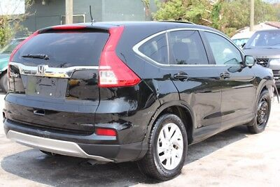 2016 Honda CR-V  2016 Honda CRV Runs&Drives Rebuilder Repairable Loaded Salvage FIXER PROJECT