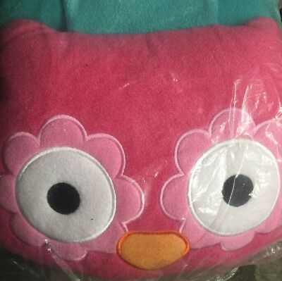 Stephen Joseph Character Nap Mat Owl 100% Soft And Snuggly Polyester Material
