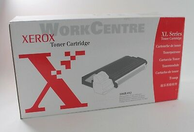 Xerox Work Centre Original Toner Cartridge XL Series PN 106R482