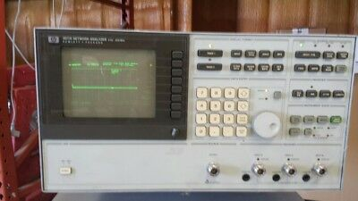 HP 3577A Network Analyzer