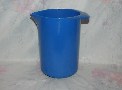 Rosti Denmark Blue 1 Litre Pitcher - Midcentury Modern - Utensil Holder
