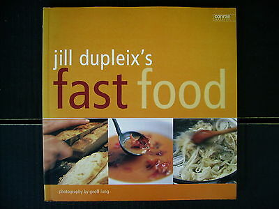 Jill Dupleix~Fast Food~Recipes~Cookbook~Simple~Fast