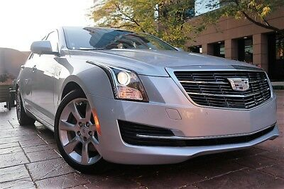 2016 Cadillac ATS LUXURY 2016 cadillac ats luxury.low miles, must see