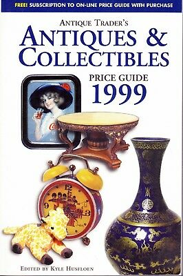 Antiques & Collectibles Price Guide * Kyle Husfloen pb 1999 Antique Trader Books