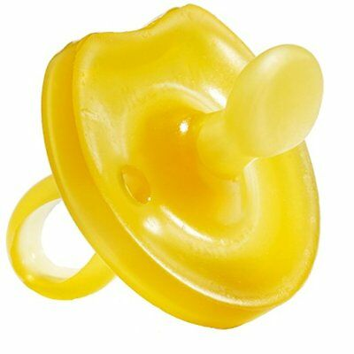 Natursutten BPA-Free Natural Rubber Pacifier Orthodontic 0-6 Month NEW FREE SHIP