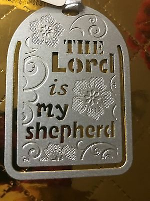Silver Metal Book Markers -THE LORD IS MY SHEPHERD
