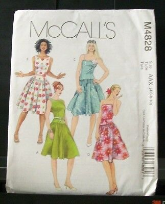 McCall/'s 7189 Misses/'//Miss Petite Dresses   Sewing Pattern