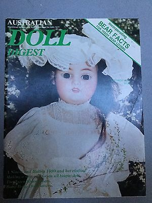 Australian Doll Digest Oct-Nov 1991