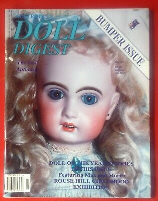 Australian Doll Digest No 80 June 1999
