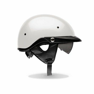 Bell Pit Boss Cycling Helmet (Solid Pearl White / Large Size)