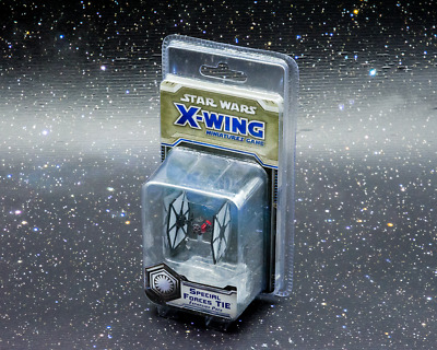 Star Wars X-Wing Miniatures Game Special Forces TIE Expansion