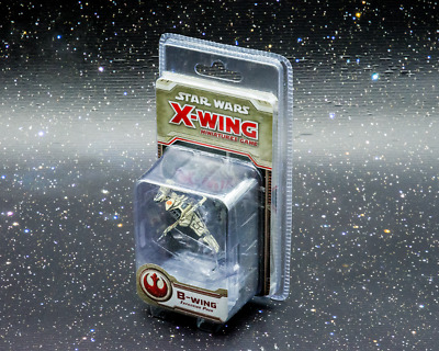 Star Wars X-Wing Miniatures Game B-Wing Expansion - New - Real Aus Stock!