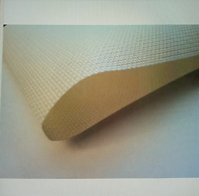14 Count Cream Aida Size 55cm x 50cm  *Bargain Price*