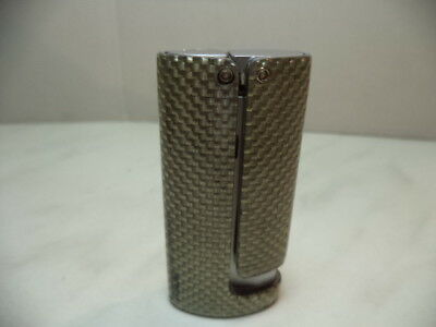 Porsche Design Lighter Accendino In Fibra Di Carbonio Fiamma Jet A Gas New