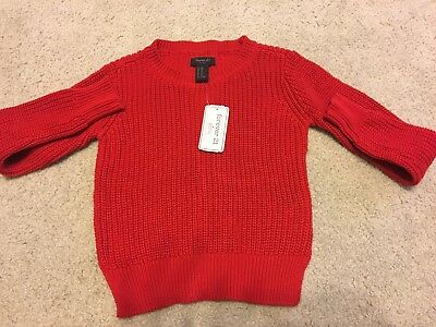 NWT Forever21 Girls Sweater Size 5/6