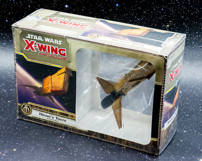 Star Wars X-Wing Miniatures Game Hound's Tooth Expansion - New - Aus Stock