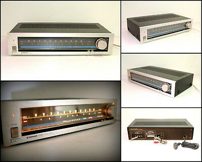 PIONEER TX-520 AM FM Stereo Tuner