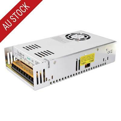 Switching Power Supply 250W 24V 10A 115/230V For Stepper Motor CNC Router Kits