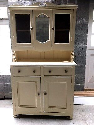Antique Welsh Dresser, Compact Size So Can By Accommodated In Any Room