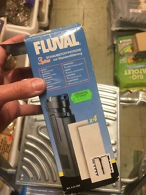 Fluval 3 Plus foam pads