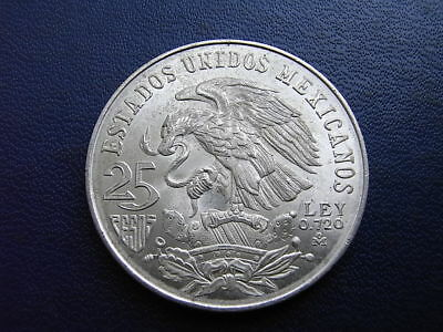 1968 Summer Olympics Mexico 25 Pesos coin