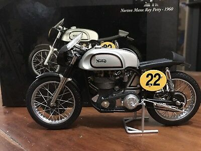 1:12 Minichamps Norton Manx : Ray Petty 1960