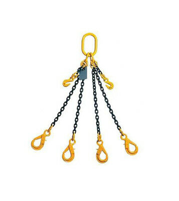 10mm Four Leg Lifting Chain