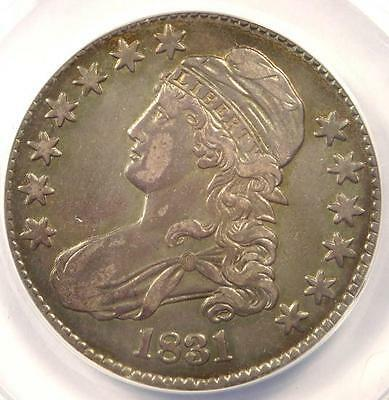 1831 Capped Bust Half Dollar 50C O-111 - ANACS XF40 Details (EF40) - Rare Coin