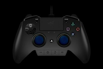 Razer Raiju Ergonomic Gaming Controller for PS4