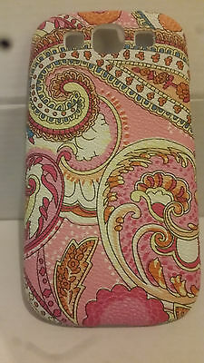 Pattern Pink Style 3 Hard Shell Back Case for Samsung Galaxy S3