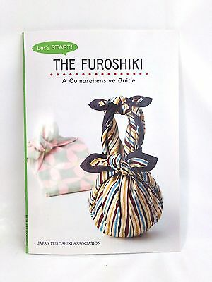 THE FUROSHIKI Book a comprehensive guide in English from Japan F/S.