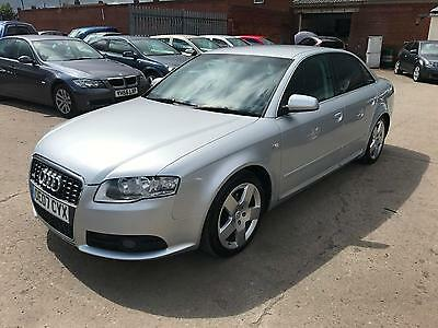 Audi A4 2.0TDI S Line BREAKING FOR SPARES CALL FOR PARTS AVAILABLE