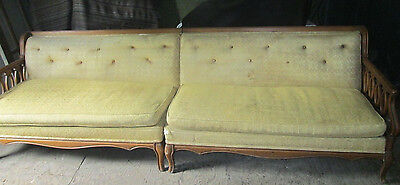 French Victorian / Provincial Sectional Sofas