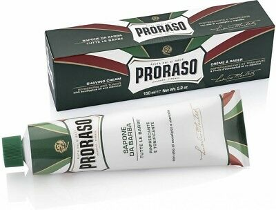 Proraso Rasiercreme Green 150 ml