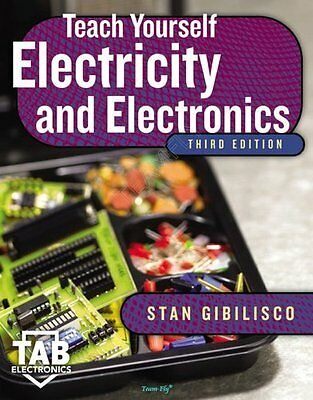 Teach Yourself Electricity and Electronics Learning PDF by Stan Gibilisco