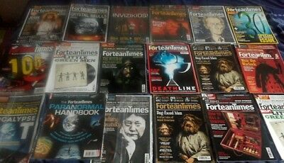 Fortean Times Magazine Collection