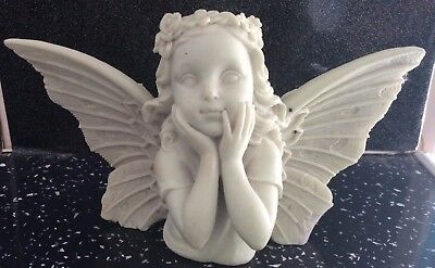 Mould To Make Charming Fairy Ornament, Figure, Latex, Arts and Craft, Gift Idea