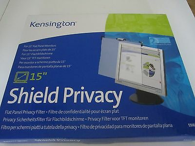 15 inch Flat Panel Privacy Filter