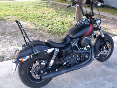 2014 Harley-Davidson Dyna  2014 Harley-Davidson FXDF - Dyna Fat Bob - DYNO tuned with lots of upgrades