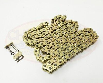 Heavy Duty Motorcycle O-Ring Drive Chain 530-114 for Honda CB1300 SA-D 10-13