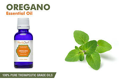 Oregano Essential Oil 100% Pure Natural PREMIUM Therapeutic Grade Oils