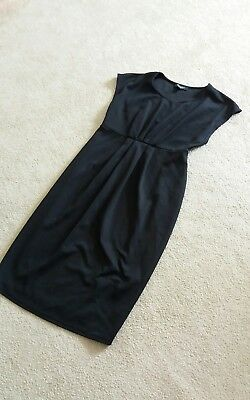 black maternity dress size 8. Work or evening wear. Small