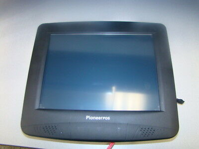"Pioneer PE1AXR000011 POS Terminal, Magnus Touch, 15"", Touch Screen without Base"