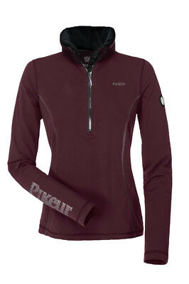 NEW! Pikeur Premium Ladies Rosalia Shirt Blackberry Sizes 8 - 16