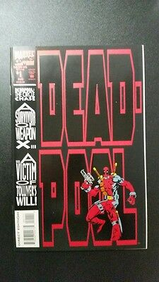 1993 Marvel Deadpool #1 Comic (The Circle Chase) Volume 1