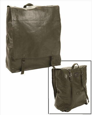 Czech military army surplus waterproof backpack rucksack / kit bag (M85) NEW