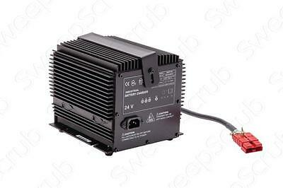 Tennant Automatic Switching Mode Battery Charger 24V NEW