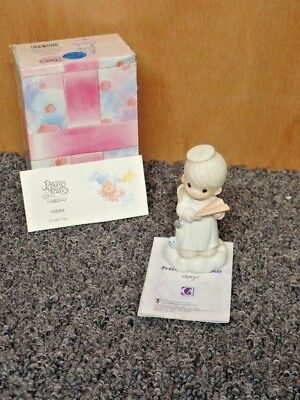"Precious Moments ""YOU MADE MY SPIRIT SOAR"" W/Original Box #139564 (PM386)"