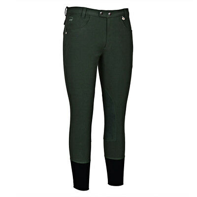 George H Morris Men's Grand Prix Knee Patch Breeches Sizes 30-40