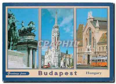CPM Greetings from Budapest Hungary